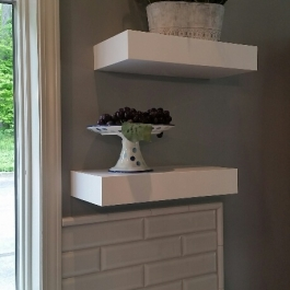 WA Floating Shelves